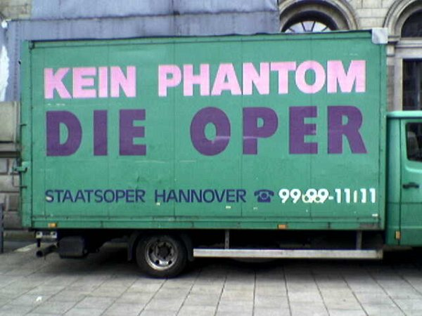 Foto: Kein Phantom