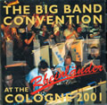 CD-Cover: Big Band Convention